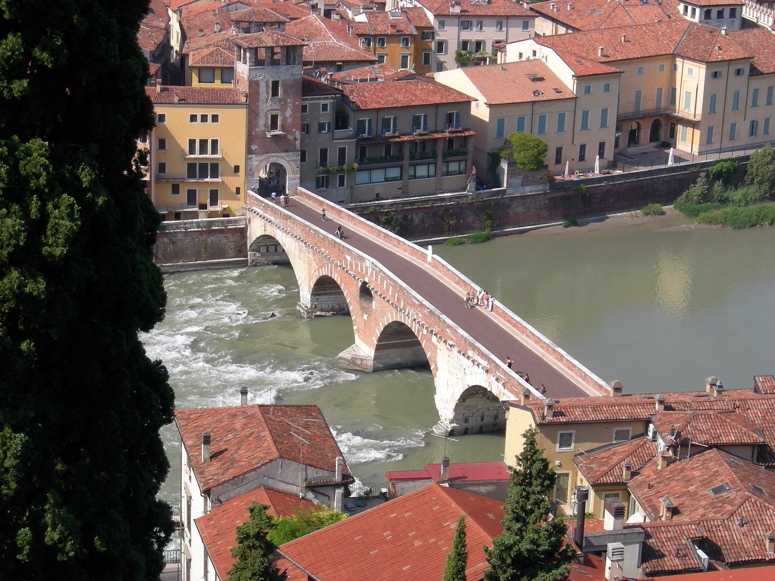 Walking tour in Verona (2 hours)